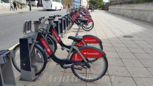 Londres vélo