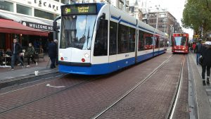 Tramway Amsterdam