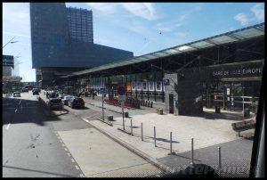 Londres Gare de Lille Europe