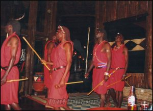 Trotteplanet masaïs