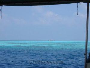 Les iles Maldives