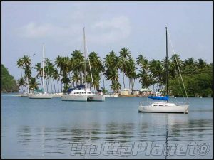 Rodnay Bay iles Grenadines