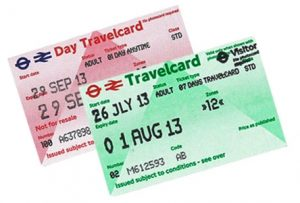 Londres Travel Cards