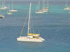 Catamaran iles grenadines