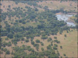 Kenya vu du ciel
