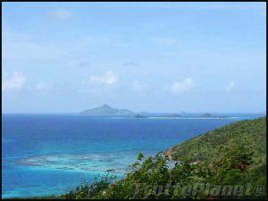 Mayreau iles Grenadines