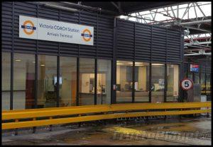 Londres Victoria Station