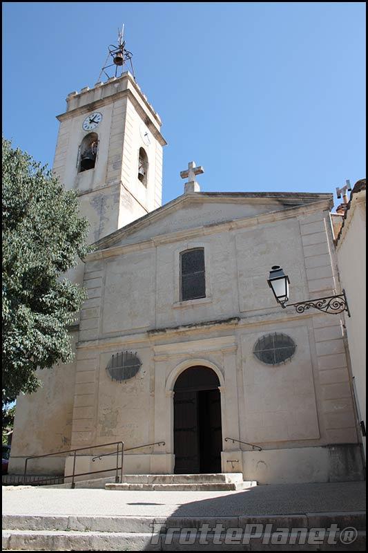 Bouzigues église