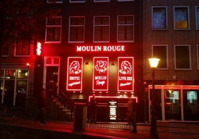 Le quartier rouge Amsterdam